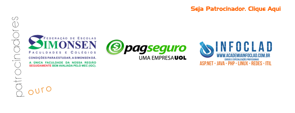 espaco patrocinio Evento no RJ reunirá viciados em tecnologia, mobile e mídias sociais. Inscreva se.Vagas limitadas!!!
