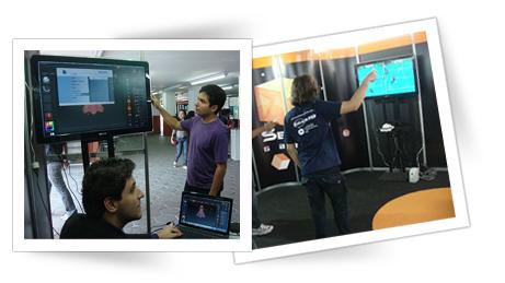 stand ets 3º ETS   Evento no Rio de Janeiro reunirá viciados por tecnologia! Faça sua inscrição e junte se a nós.