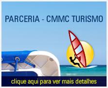 Veja mais detalhes da parceria Simonsen e CMMC Turismo